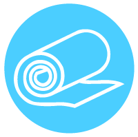 blue carpet icon